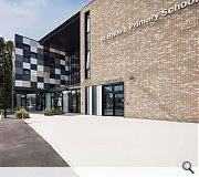 St bride's Primary by Stallan Brand