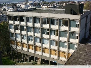 Flats plan emerges for former Dundee College
