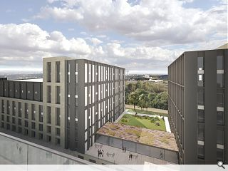 ICA join student housing rush with fresh Glasgow plans