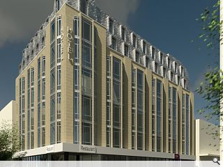 New hotel in store for Glasgow's Sauchiehall Street