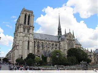 Architects invited to design a new spire for Notre Dame Cathedral