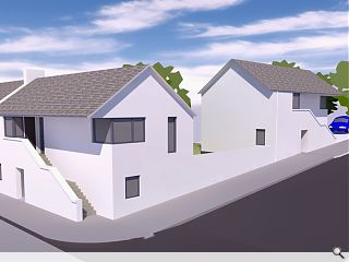 ARPL submit plans for new village housing