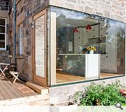 Bath Street Window, Edinburgh by Konishi Gaffney Architects