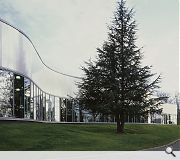 sportscotland National Sports Training Centre, Inverclyde (£11m) by Reiach and Hall Architects for sportscotland