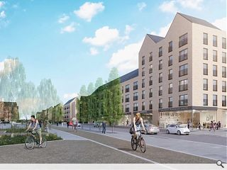 Keepmoat expected to win preferred developer status for £250m Sighthill masterplan