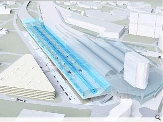 £32bn High Speed 2 rail plans outlined