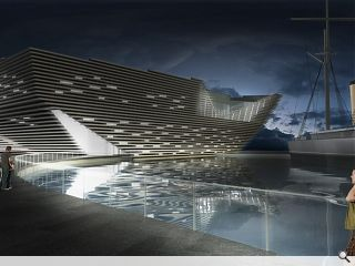 Dundee's V&A museum secures £9.4m lottery grant