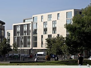 Students move into latest west end accommodation