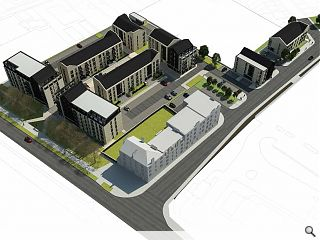 Housebuilder commits to 140 Musselburgh apartments