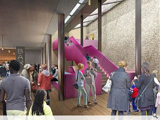 Citizens Theatre redevelopment moves on-site