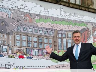 Paisley's Arnotts store development plan unveiled