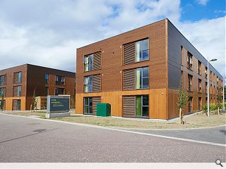 £6m Inverness student housing complex opens