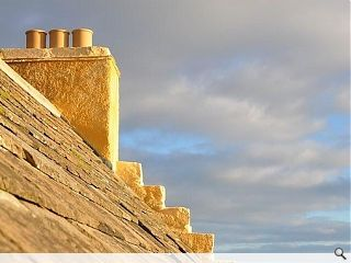 17th century Orkney Lairds House restored