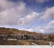 An Cala, Sutherland by Mary Arnold-Forster Architects for a private client