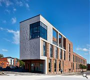 Healthcare Award: Woodside Health and Care Centre by Page \ Park Architects, image by Keith Hunter