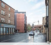 Surrounding streets will be brought to life by ground floor social spaces