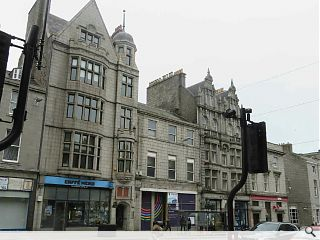 Revitalisation of Aberdeen's Union Street continues