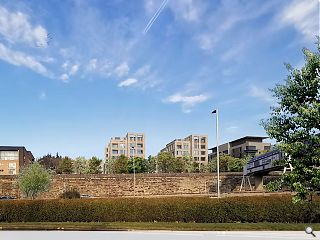 Finnieston trio to complete new residential quarter