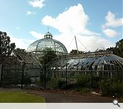 Design defects have conspired to keep the conservatory off limits to the public