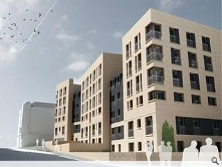 Collective draw up plans for Anderston housing