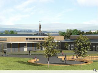 Contracts signed for Tarbolton primary