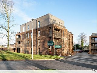 First homes emerge at Jordanhill Park