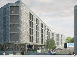 Alumno break ground on Aberdeen student housing