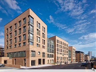 Collective complete latest phase of Anderston regeneration