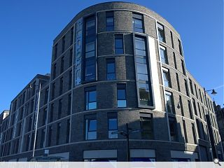 Stirling flats project breathes new life into city centre
