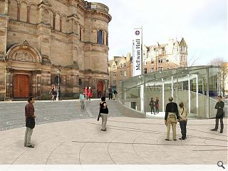 Upgrade of Edinburgh University's 'tatty' McEwan Hall moves forward