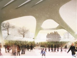Wood pledges additional £35m to City Gardens project