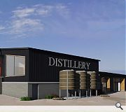 The new distillery will champion local flavour