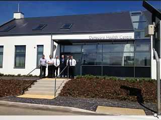 Dunscore Health Centre handed over to NHS Dumfries & Galloway