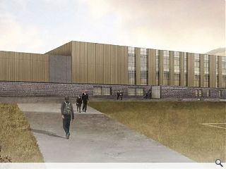Campbeltown Grammar School given all-clear