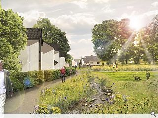 Greenspace championed at Kilmacolm housing development