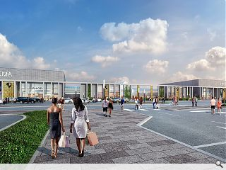 Gyle Shopping Centre turns inside out in response to changing retail landscape
