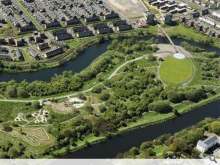 Cuningar back in the loop with 15 hectare woodland park