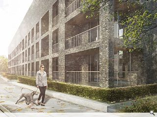 Elder & Cannon extend Tollcross housing renewal