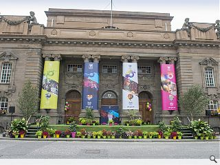 Five architects shortlisted to bring Perth City Hall back to life