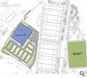 Waitrose has agreed to fund an all-weather rugby pitch as part of the development