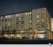 Frasers Suites set sights on Shrubhill