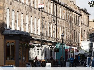 Edinburgh businesses urged to back west end BID