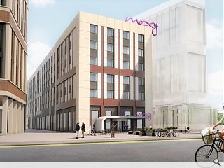 Moxy Hotels firm up Glasgow venture