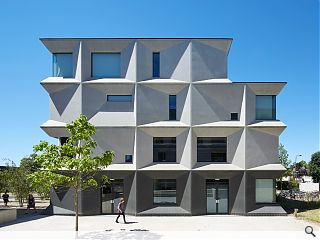 Burntwood School picks up RIBA Stirling Prize 2015