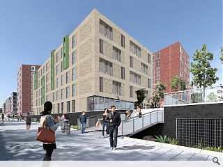 University of Salford to begin work on Peel Park student campus