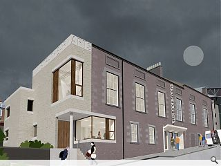 Compact arts hub to create new opportunities for Crieff