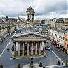 Prominent Glasgow clock tower restored