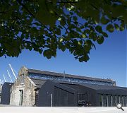 The Engine Shed - HES with Reiach and Hall Architects © Rob McDougall