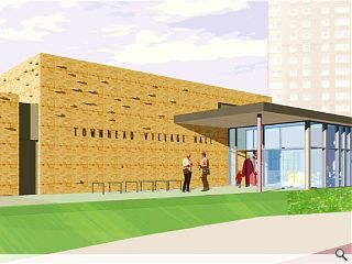 Work commences on Townhead Village Hall
