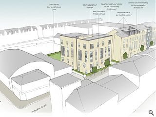 15 homes pitched for Aberdeen urban brownfield